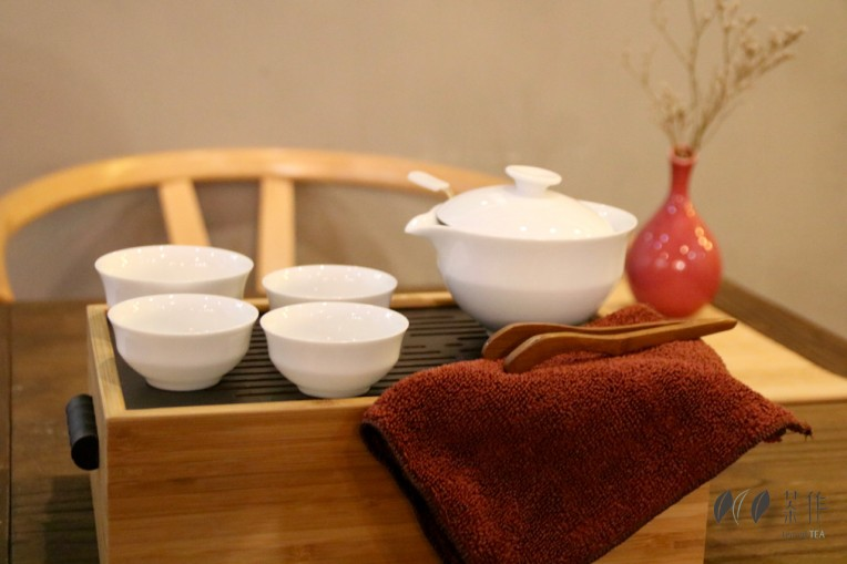 Tea-set for travellers